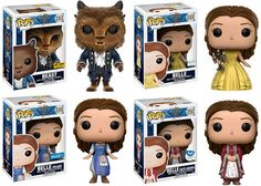Here's a closer look at the exclusives from the Beauty and the Beast. Available now! #disney #beutyandthebeast #funko #pop #vinyl #funkopop #funkopops #popvinyl #funkopopvinyl #originalfunko #funkofunatic #funkomania #collectibles #toys #funkofamily #funkofinderz