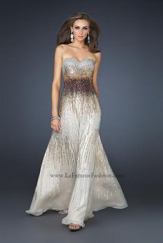 La Femme 17765 at Prom Dress Shop