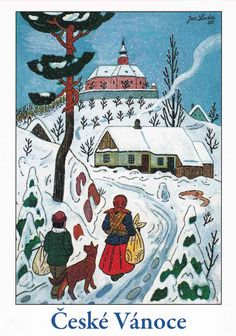 Stamps, coins and banknotes, postcards or any other collectable items are on Delcampe! Christmas Greetings, Christmas Crafts, Summer Pictures, Winter Scenes, Happy Girls, Xmas Cards, Winter Time, Four Seasons, Illustrators