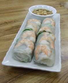 Salad roll from Mui Ngo Gai
