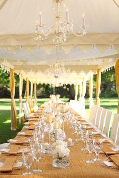 wedding | tents