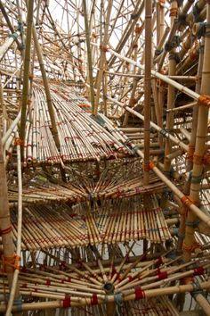 Big Bambu at the Metropolitan Museum of Art