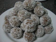 Apricot Sultana Balls