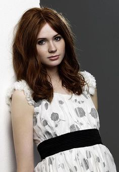Find images and videos about redhead, doctor who and karen gillan on We Heart It - the app to get lost in what you love. Karen Gillian, Karen Sheila Gillan, Thalia, Amy Pond, Models, The Girl Who, Beautiful Actresses, Doctor Who, Red Hair