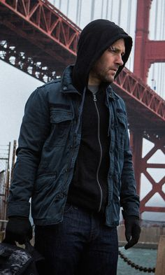 First look at Paul Rudd in Ant-Man