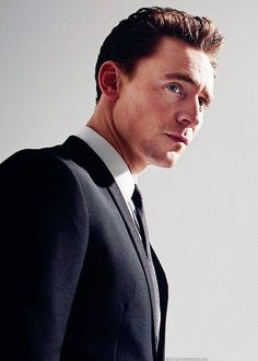 Tom Hiddleston is literally the definition of perfection.