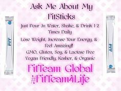 One of the easiest products 1 product 2x a day, lose 5-10 pds in 5 days with fit 5 meal plan and drinking your Fitsticks. Check out my website click get stared or contact me... Let's get Healthy together! http://www.fitextremeteam.com/moreinfo.php?ref=tlucido #weightloss