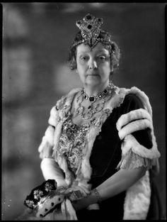 Kathleen, Duchess of Newcastle at the 1937 coronation.
