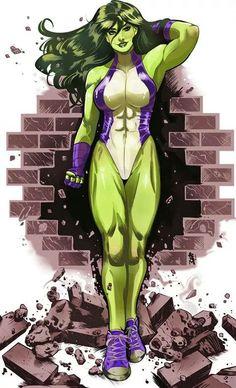 She-Hulk •RamArtwork