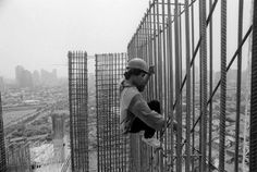OMG! Construction Workers in Indonesia