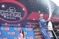 Giro d'Italia @giroditalia The hero of the day: @benatintxausti! L'eroe del giorno: @benatintxausti #giro pic.twitter.com/cSPNo3W8GX