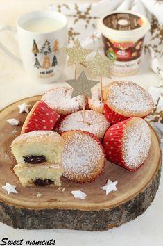 #muffinallapanna #muffin #cremaspalmabile #cremaallenocciole #colazione #merenda #foodblogger #giallozafferano #foodblog #gialloblog Best Italian Recipes, Cooking, Food, Fotografia, Kitchen, Eten, Meals, Cuisine, Diet
