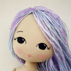 Sparkle Starling Doll pattern