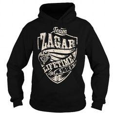 Awesome Tee Team ZAGAR Lifetime Member (Dragon) - Last Name, Surname T-Shirt T shirts #tee #tshirt #named tshirt #hobbie tshirts #zagar