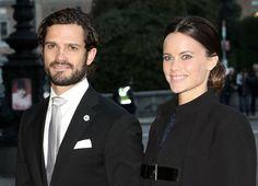 Sweden Royals attend a performance at Sweden's Royal Opera. 15-09-2015