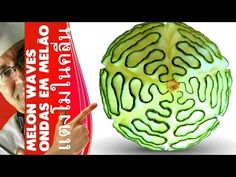 Escultura em frutas e legumes, Fruit Carving, การแกะสลักผลไม้, 水果雕刻, Uki. English For Beginners, Learning Apps, Art Activities For Kids, Best Food Ever, Play To Learn, Nutrition Tips, Food Art, Cooking Tips, Watermelon