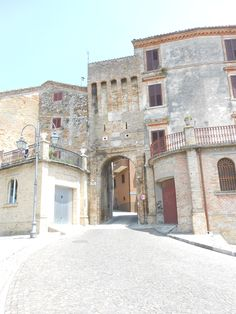Ancarano in Teramo, Abruzzo