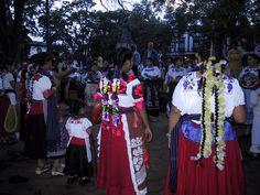 Purepecha dancers Patzcuaro
