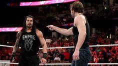 Roman Reigns & Dean Ambrose