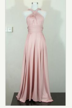 Matron of honour dress