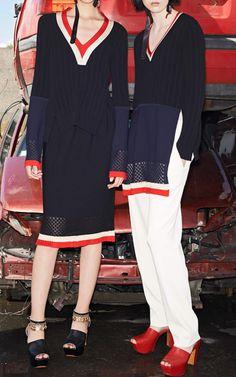 Sonia Rykiel Resort 2015 Trunkshow Look 12 on Moda Operandi