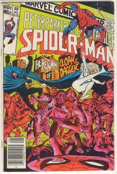 Title: Spectacular Spider-Man (Peter Parker) | Year: 1976 | Publisher: Marvel | Number: 69 | Print: 1 | Type: Regular | TitleId: 5d40f9ff-adb2-4cbd-8b93-352766854c89