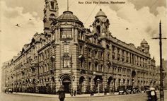 New Chief Fire Station, Manchester