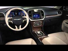 2016 Chrysler 300C Interior In San Marcos | San Marcos Dodge Jeep