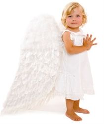 Angelic Wings: Soft baby powder blended with sweet creamy vanilla.