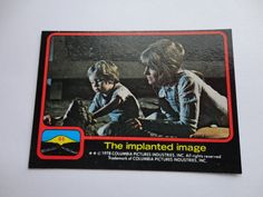 # 44 Close Encounters Of The Third Cards Of 1978