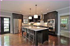 Tips for modern kitchen island designs   with seating for 4 Small Kitchen Island with Seating For 4