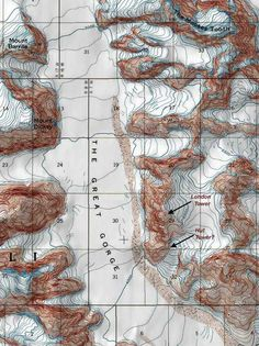 the great gorge / alaska