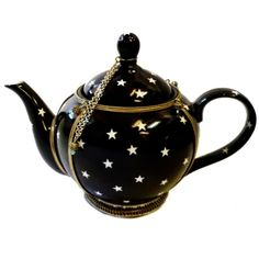 Martine Goron black star teapot
