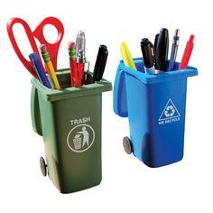 Pots à Stylos Recycle Bins