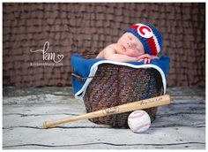 A Tiny Little Redhead – Indianapolis Newborn Photography