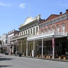 Old Sacramento - this site has a list of stores, restaurants, events and attractions to check out on a SMF overnight! Lots of history here!