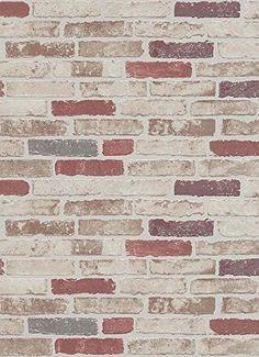 Brick - Wallpaper - Red - Paste the wall - 10mtr Roll Eri... https://www.amazon.co.uk/dp/B016BJUOKY/ref=cm_sw_r_pi_dp_x_lRv1xb8HS20KG