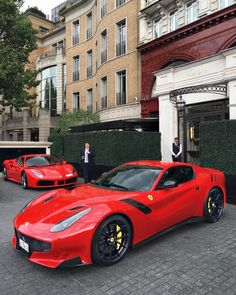 """6,632 Likes, 28 Comments - Usmaan Malik (@supercars.spotter.london) on Instagram: """"Which Ferrari would you go for ?  Rate 1-10 Tag a friend who will like this !  Photo by me …"""""""