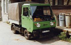 IFA Multicar M 25, Harzgerode, 1989 - Multicar – Wikipedia