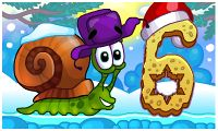 Snail Bob 6: Winter Story - http://www.allgamesfree.com/snail-bob-6-winter-story/    Help Snail Bob have a very merry Christmas by keeping him alive in this puzzle-ridden winter wonderland.