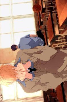 (Kuroko no Basket) Damn it Ahomine!