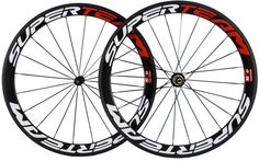 Superteam 50mm Tubular Carbon Wheelset Ceramics R36 Road Bicycle Carbon Wheels #Superteam