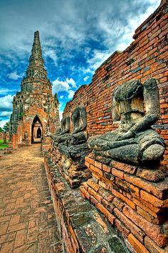 Chaiwattanaram Temple Thailand