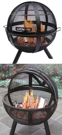 Best Outdoor Fireplace 2013