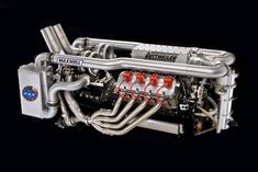 Land Speed record small block V-8