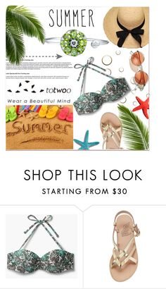 """""""TOOTWOO GLOBAL LAUNCH- FIRST TIME EVER ON POLYVORE TO WIN A REAL PIECE OF EXPENSIVE JEWELRY"""" by black-fashion83 ❤ liked on Polyvore featuring Ancient Greek Sandals, jewelry, totwoo and smartjewelry"""