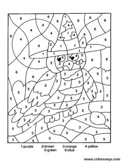 Color by Number Coloring Books Awesome 22 Mosaic Color by Number Coloring Pages Collection Coloring Sheets Halloween Color By Number, Adult Color By Number, Color By Number Printable, Color By Numbers, Number 5, Space Coloring Pages, Coloring For Kids, Printable Coloring Pages, Coloring Pages For Kids