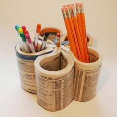 åpent hus: Gjenbruk gjør-det-selv / Upcycle DIY