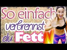 Schlanke Beine Workout - Abnehmen am Oberschenkel - Fett an Beinen verbrennen - YouTube