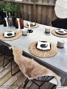 trädäck,uteplats,altan,utemöbler,kaffe